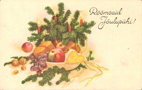 joulukaart