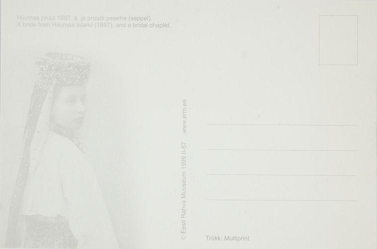 9da3b161b81 Rahvaõivais naine Hiiu pruut ERM Fk 147:48