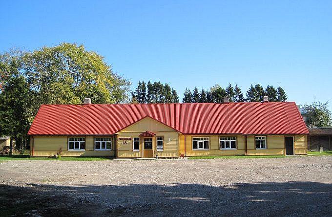 Hellamaa Perekeskus 2017. aasta septembris. (Foto: Ivo Tarmisto)